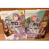 Manga Re Zero Kara Hajimeru Isekai Seikatsu
