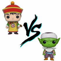 Funko 2 Pop Piccolo Vs Gohan Caricatura Dragon Ball Sayayin