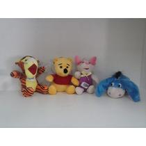 Turma Do Pooh Pelúcias/bonecos Ursinho Kit