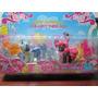 Mi Pequeño Pony X 5 Adornos Para Torta Y Despues P/jugar