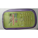 Capa Nokia Asha - 200/203 - Roxa