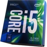 Processador Intel Core I5 7400 3.5ghz 6mb Lga1151 7ª Geraçao