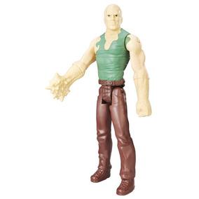 Boneco Homem-aranha Vilão Titan Hero 30cm - Marvel´s Sandman
