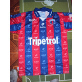 Camiseta Deportivo Quito Ecuador Lotto Selección Liga T. Xl