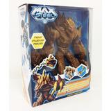 Max Steel Muñeco Boulder Smash Elementor Original Mattel