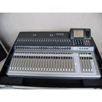 Mackie Tt24 - Digital Mixer - Nova Na Caixa + Hard Case