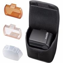 Novo Flash Canon Speedlite 600 Ex Ii Rt (ex 2) Com Garantia!