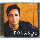 Cd Leonardo 1999 - Tempo ( Novo E Lacrado )