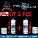 Refil C+3 Filtro Purificador De Água Ibbl Fr600 Atlantis 2p