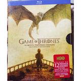 Game Of Thrones 4 Y 5 Bluray.
