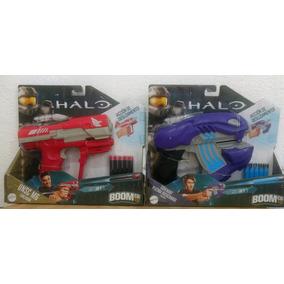 Boomco Halo Lanzadores Paquete De Batalla Envio Gratis