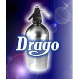 Sifon Drago Automatico 2 Litros Nuevo 0km + Capsula De Carga