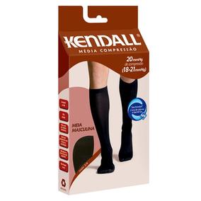 Meia 3/4 Kendall Média Compressão Masculina M/g