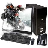 Pc Completa Intel Core I3 7ma Gen 500gb Ddr4 Monitor 19 Full