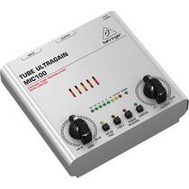 Pré-amp Behringer Tube Ultragain Mic100 - Pd0904