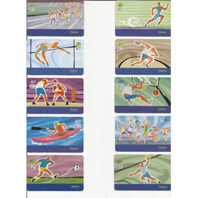 Série Esportes Olímpicos