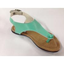 Sandalias Para Damas Y Niñas. Cholitas Comodas Ncole