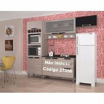 Conjunto Cozinha Itatiaia Jazz 3 Pecas