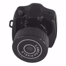 Mini Micro Camera Dv Fimadora 720p Espia Menor Do Mundo