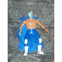 Figura Luchador Mil Mascaras En Muñeco Grande Articulado