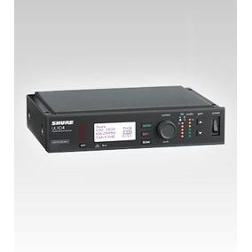 Receptor De Microfono Inalambrico Ulxd4 Shure. Musicapilar