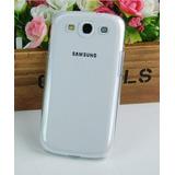 Capa Case Acrílica 100 % Transparente Galaxy S3 I9300