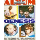 Genesis Phil Collins Revista Especial Album Pelo Con Poster
