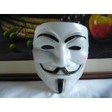 De Anonymus, La Máscara: V De Vendetta