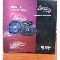 Medios Lanzar Pro 6 400 Watts Por Unidad