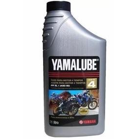 Óleo Yamalube 1 Lt 20w50 Mineral - Original Yamaha