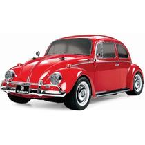 Tamiya Vw Volkswagen ´66 1/10 Radiocontrol Armar (solo Auto)