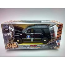 2010 Chevy Tahoe Cia 1:24 Jada Toys.