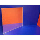 Placa Acrilico Espejo Color Plata 2 Mm X 1,22 X 2,44 Metros