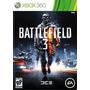 Battlefield 3 Xbox 360 Nuevo