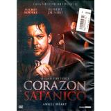 Dvd Original : Corazon Satanico - Angel Heart Corazon Angel
