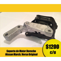 Soporte De Motor Derecho Nissan March, Versa Original