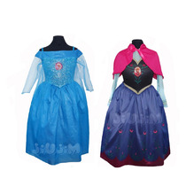 Disfraz Frozen Ana O Elsa Original New Toys Hermosos! Jiujim