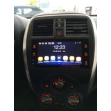 Multimídia Car Pc Nissan Full Touch Android S/dvd Imperdivel