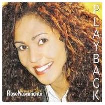 Pb Play-back Rose Nascimento - Sempre Fiel Gv Art Gospel