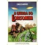 Livro A Guerra Do Lobisomen Carlos Moraes