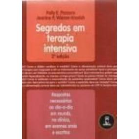 Livro Segredos Em Terapia Intensiva Polly E. Parsons