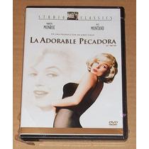 Dvd La Adorable Pecadora Lets Make Love Marilyn Monroe Tampi