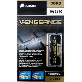 Memoria De 16g Para Laptop, Para Procesador I5 I7.