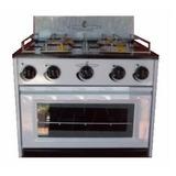 Cocina Cuatro 4 Hornallas Con Horno Nuevas Para Gas Envasado