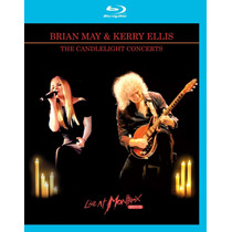 Blu-ray Brian May / Kerry Ellis Candelight Montreux [eua]