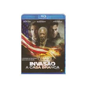 Blu Ray Invasão A Casa Branca - Lacrado. Dub/leg. Black Fri