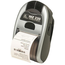 Impresora Zebra Mz220 Portatil Para Venta En Ruta Bluetooth