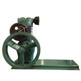 Compresor Bombeador De Agua Loidi 3/4 Hp C/ Polea Y Base