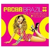 Cd Pacha Brazil - Southamerican Sessions - Box Com 3 Cds