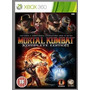 Mortal Kombat Komplete Edition Xbox 360 Nuevo